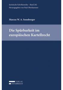 Die Spürbarkeit im europäischen Kartellrecht