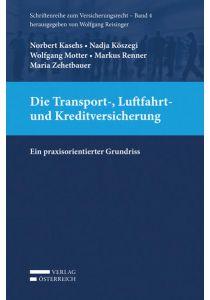 Die Transport-, Luftfahrt- und Kreditversicherung