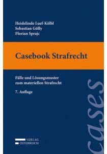Casebook Strafrecht