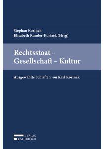 Rechtsstaat - Gesellschaft - Kultur