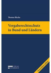 Vergaberechtsschutz in Bund und Ländern