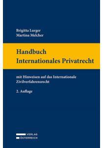 Handbuch Internationales Privatrecht