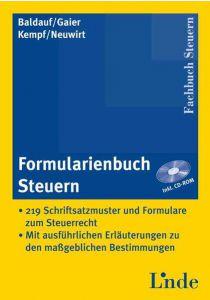 Formularienbuch Steuern