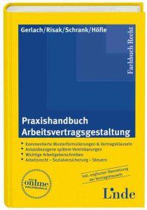 Praxishandbuch Arbeitsvertragsgestaltung