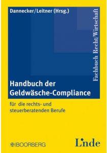 Handbuch der Geldwäsche-Compliance