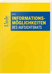 Informationsmöglichkeiten des Aufsichtsrats