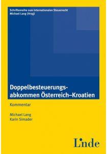 Doppelbesteuerungsabkommen Österreich/Kroatien