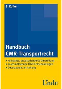 Handbuch CMR-Transportrecht