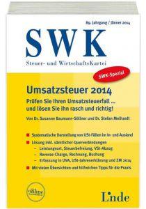 SWK-Spezial Umsatzsteuer 2014