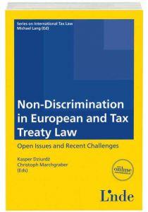 Non-Discrimination in European and Tax Treaty Law