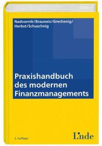 Praxishandbuch des modernen Finanzmanagements