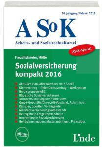 ASoK-Spezial Sozialversicherung kompakt 2016