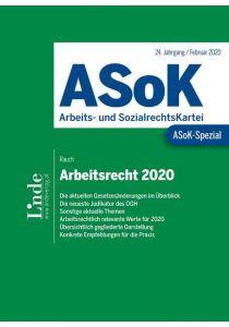 ASoK-Spezial Arbeitsrecht 2020