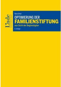 Optimierung der Familienstiftung