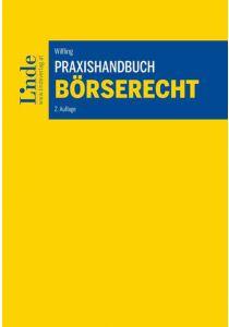 Praxishandbuch Börserecht