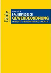 Praxishandbuch Gewerbeordnung