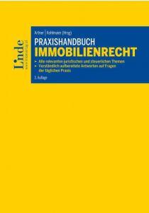 Praxishandbuch Immobilienrecht