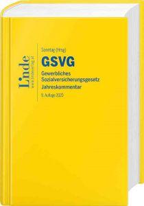GSVG | Gewerbliches Sozialversicherungsgesetz 2020