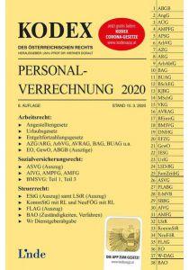 KODEX Personalverrechnung 2020