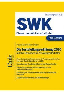 SWK-Spezial Die Feststellungserklärung 2020
