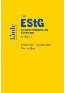 Jakom EStG | Einkommensteuergesetz 2021
