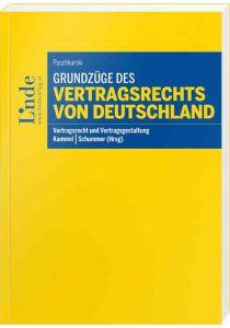 Grundzüge des Vertragsrechts von Deutschland