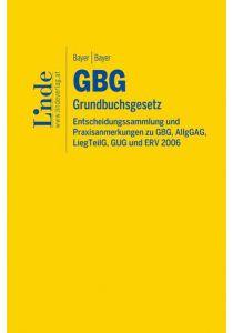 GBG I Grundbuchsgesetz