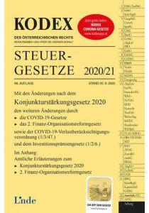 KODEX Steuergesetze 2020/21