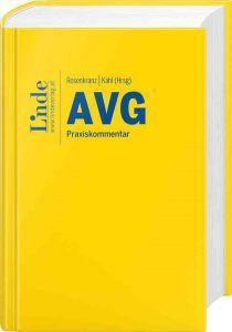 AVG I Allgemeines Verwaltungsverfahrensgesetz