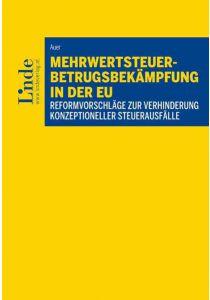 Mehrwertsteuerbetrugsbekämpfung in der EU