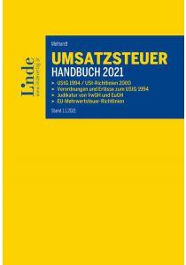 Umsatzsteuer-Handbuch 2021