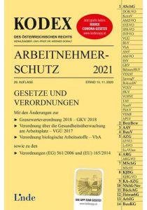 KODEX Arbeitnehmerschutz 2021