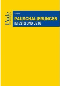 Pauschalierungen im EStG und UStG