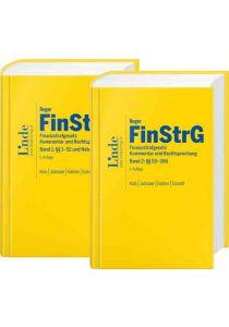 FinStrG | Finanzstrafgesetz - Paket Bd. 1+2