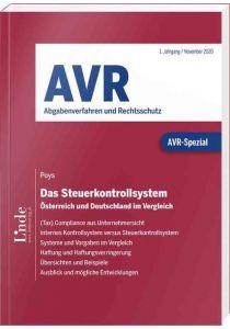 AVR-Spezial Das Steuerkontrollsystem