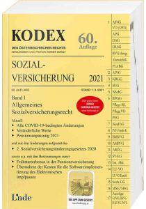 KODEX Sozialversicherung 2021, Band I