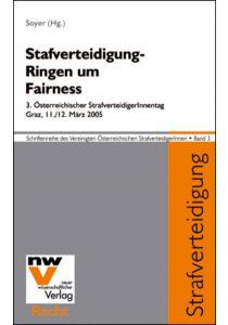 Strafverteidigung – Ringen um Fairness