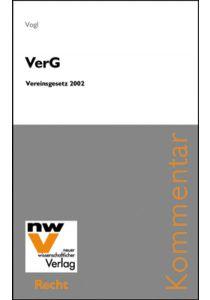 VerG - Vereinsgesetz 2002