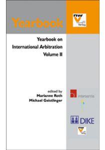 Yearbook on International Arbitration Volume II