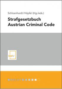 Strafgesetzbuch / Austrian Criminal Code