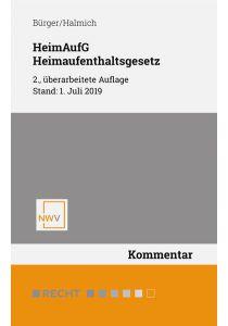 HeimAufG – Heimaufenthaltsgesetz
