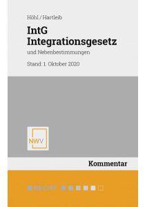 IntG Integrationsgesetz