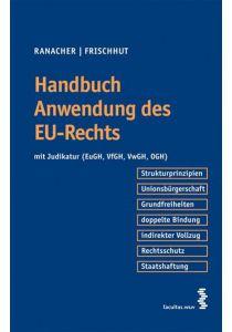 Handbuch Anwendung des EU-Rechts