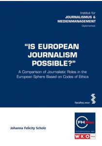 Is European Journalism Possible?