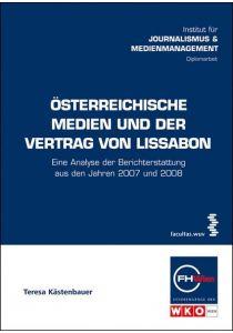 Österreichische Medien und der Vertrag von Lissabon