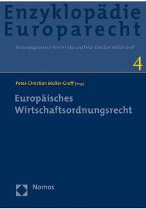Europäisches Wirtschaftsordnungsrecht