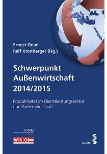 Schwerpunkt Außenwirtschaft 2014/2015
