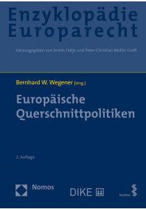 Europäische Querschnittspolitiken