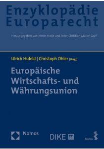 Europäische Wirtschafts- und Währungsunion