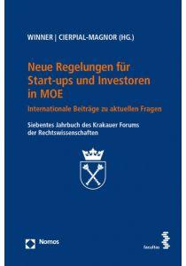 Neue Regelungen für Startups und Investoren in MOE